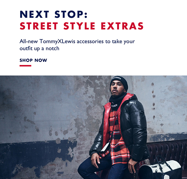 All New tommyXlewis Accessories - SHOP NOW