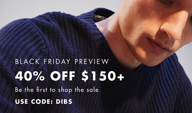 Black Friday Deals Preview - Shop Now