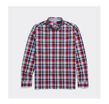 Custom Fit Bold Plaid Shirt - Shop Now